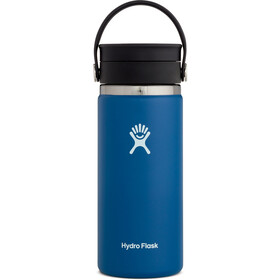 Hydro Flask Coffee Drinkfles met Flex Sip Deksel 473ml, cobalt